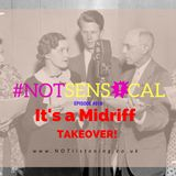 #BONUS Episode - It's a Midriff Takeover! #NOTsensical on #NOTlistening