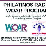 WOAR | Salud Mental | Joahana y Cristina