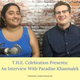 Expression Session Interview With Paradise Khanmalek