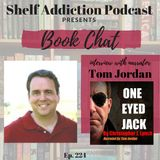 224: Interview with Audiobook Narrator Tom Jordan | Book Chat