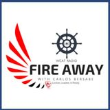 Fire Away 17, Carlos Bersabe talks with Fr. Bob Anello regarding his new book on seminaries in the United States.