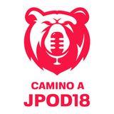 Camino a JPOD18 Madrid