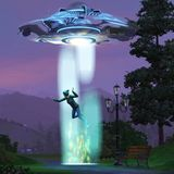 My Alien Abduction by Janet Lessin