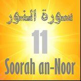 Soorah an-Noor Part 11 (Verses 36-38)