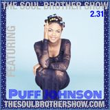 The Soul Brother Show w/Special Guest Puff Johnson