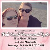 West Coast Paranormal Radio presents talking boards