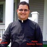 Alfa y Omega con el Padre Rolando Torres - 14 de Julio
