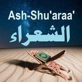 Tafseer of Soorah ash-Shu'araa'