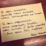 Se tu mi dimentichi - Pablo Neruda