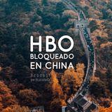 HBO bloqueado en China