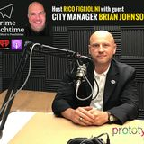 PrimeLunchtime with City Manager Brian Johnson