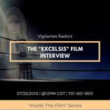 """The """"Excelsis"""" Film Interview."""