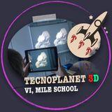 TecnoPlanet 3D Mile School Milano