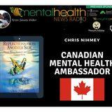 Canadian Mental Health Ambassador Chris Nihmey