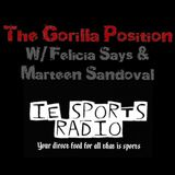 The Gorilla Position- Episode 79: Marteen's Best Matches of 2017