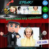 Speak Into The Podlight PR Show