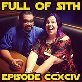Episode CCXCIV: The Conversation