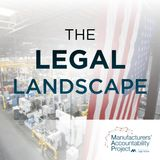 """""""Baseless Lawsuits Threaten Progress in Growing Manufacturing Sector"""""""