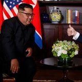 KIM BELONGS TO CHINA:  THE SUMMIT