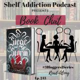 243: 3B1S | Siege and Storm (The Grisha Trilogy #2) Read-Along Discussion