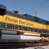 Trains Haul Hazardous Gas Cargo in South Florida +