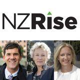 NZRise ITx Special – Live Mayoral Debate