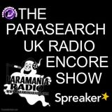 The Parasearch UK Radio Encore Show