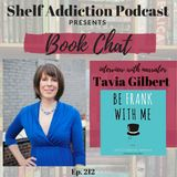 212: Interview with Audiobook Narrator Tavia Gilbert | Book Chat