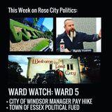 Ward Watch: Ward 5