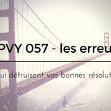 PVY057  DE BONNES BASES POUR 2017