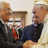 "POPE Exalts ""Palestine"", Snubs ISRAEL"