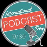 258 #PodcastDay hablando de @podcastmovement con @elguetalaura & @John_Dennis