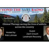 Zach Crouch : Landmark Recovery : Providing high quality clinical therapy