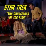 "Season 3, Episode 13: ""The Conscience of the King"" (TOS) with Robin D. Laws"