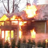 The House Is Burning...