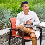 Entrepreneur Nelson Yong talks life & #FirstDates on #ConversationsLIVE