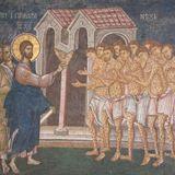 XXVIII Domenica del Tempo Ordinario. Anno C