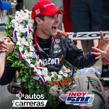 102nd Indy 500 - Will Power primera victoria en Indy