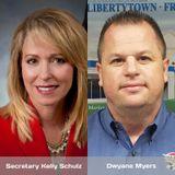 RR 335: Build Your Own Apprentice Program – Secretary Kelly Schulz & Dwayne Myers