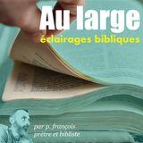 Au large - Eclairages Bibliques