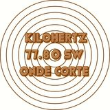 KILOHERTZ 77.80 SW ONDE CORTE