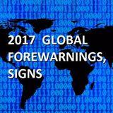 1) 1/15/17 : Global Forewarnings/SIGNS