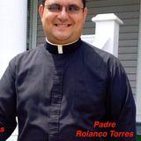 Alfa y Omega con el Padre Rolando Torres - 4 de Agosto