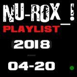 NU-ROX_! PLAYLIST 2018_04-20