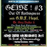 EDR-18:  Geist! Out of Nothingness...