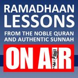 27A: Consistent Night Prayers & Quran Recitation (Tafseer)