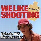 WLS Double Tap 065 - Holes not poles