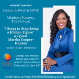 How to STOP being a hidden figure with Martha Cooper-Hudson
