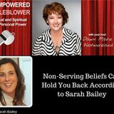 Non-Serving Beliefs Can Hold You Back According to Coach Sarah Bailey