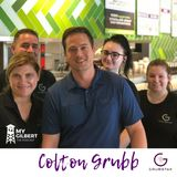 EP04 - Colton Grubb - Founder & Owner of GRUBSTAK